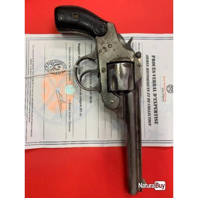 iver and Johnson calibre 38 sw canon long