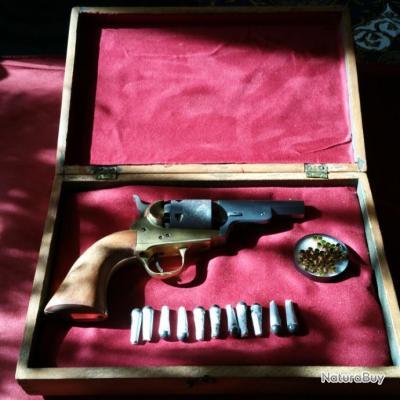 Snubnose ASM calibre 36 en coffret