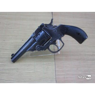 Copie belge revolver Smith & Wesson