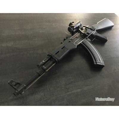 AK 47 full métal blowback et full équipée 1€ sans prix de réserve !!!