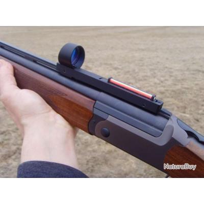 Point rouge rail ventiler (fusil)