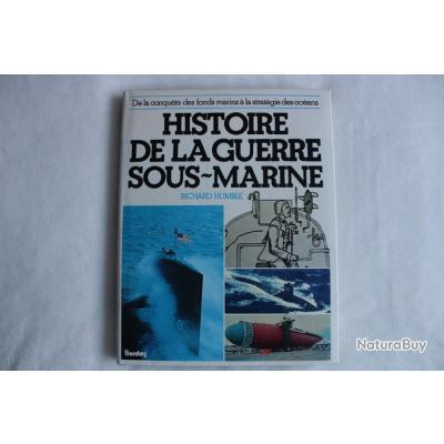 Histoire de la guerre sous-marine
