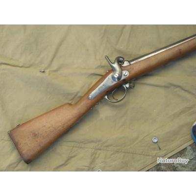 Fusil modèle 1854 de voltigeur de la Garde impériale.