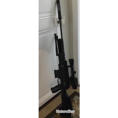Carabine black ops à plombs