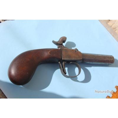 petit pistolet a coffre