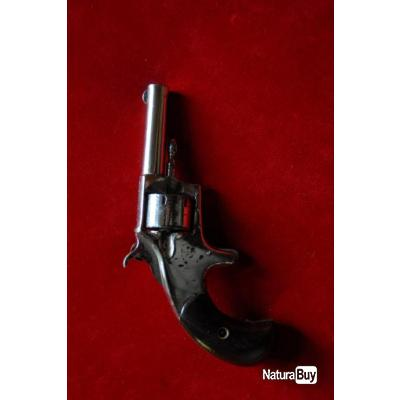 Revolver  Hopkins & Allen Blue Jacket N°1