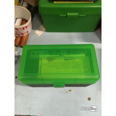 Boîte pour munition arme de poing magnum