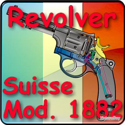 Le revolver suisse modèle 1882 expliqué - ebook