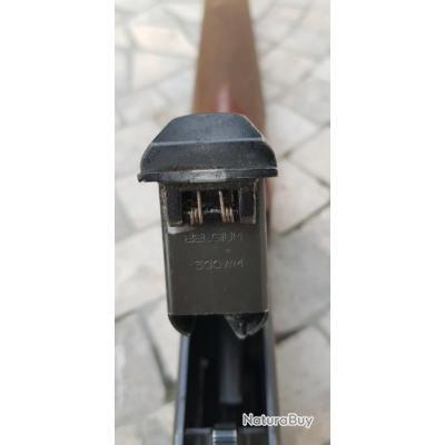 Vent carabine browning bar calibre 300