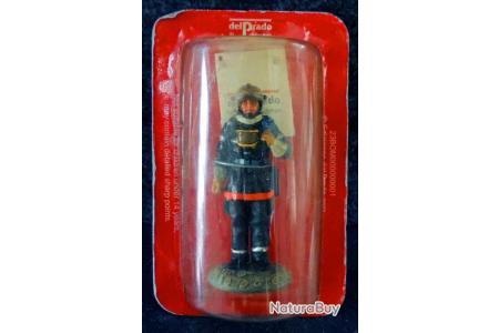 Franc Les Figurine d/'un pompier Figurine pompier Soldats du feu tenue de feu