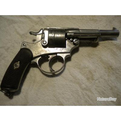 Revolvers 1873 Armes de poing ou pistolets