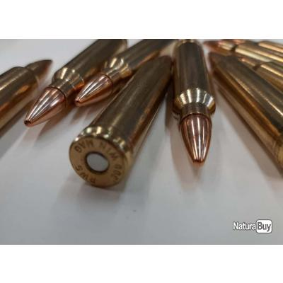 Lot de 31 Munitions sanglier courant RWS Running Target 300wm 147G 9,5gr Interdit à la chasse