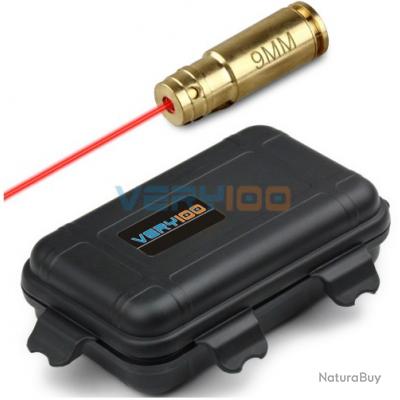 Etui laser de réglage 9 mn + coffret de rangement. (5)