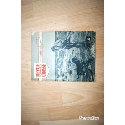 REVUE NATIONALE DE LA CHASSE n°11 de JUILLET 1948 -  (d9o176)