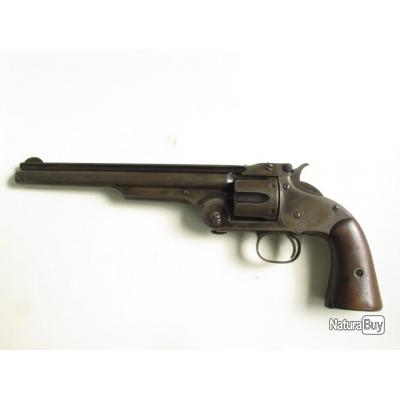 Revolver Smith&Wesson numéro 3 second model