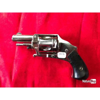 "Revolver ""Manufacture Liégeoise"" hammerless type puppy cal.320pc (1347)"
