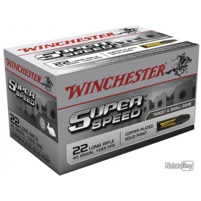 50 Winchester 22LR Super Speed