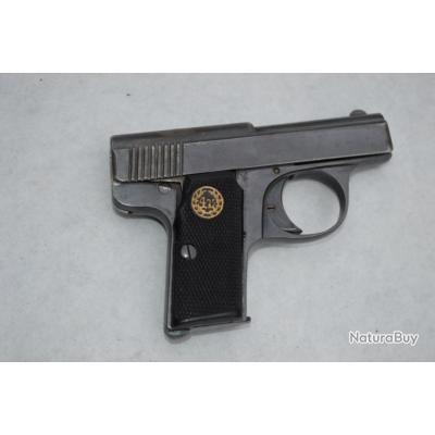 PISTOLET LILIPUT MODEL 1 1926 Calibre 4.25mm - Allemagne XXè Très bon  Allemagne Civil Categorie D X
