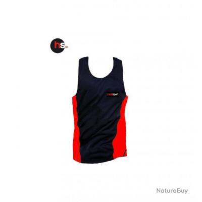 T shirt chauffant Cooltech KERNOK Noir