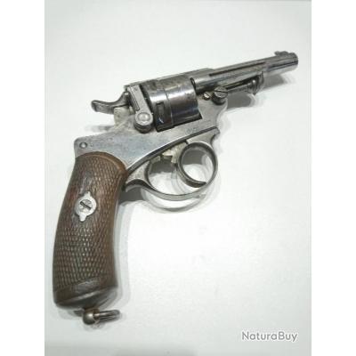 Beau revolver Modèle 1873 Calibre 11-73