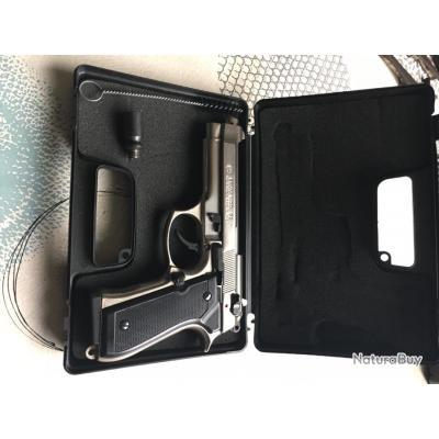 Pistolet Bruni mod92 9mm à blanc