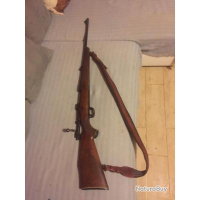 Carabine 7x64