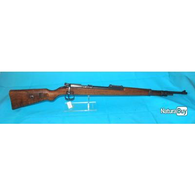 Carabine Gustloff Waffenwerke Suhl originale, KK Wehrsportgewehr KKW, Calibre 22 LR, admise au TAR