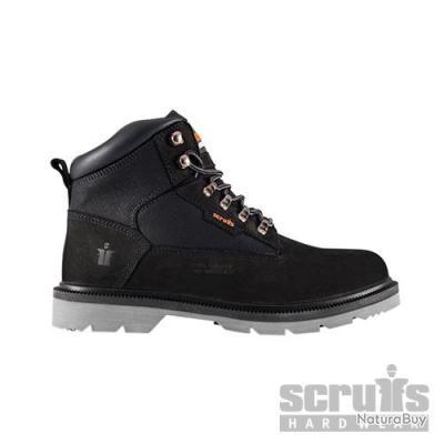 Chaussures de sécurité noires Twister Silverline
