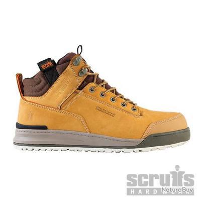 Chaussures de sécurité beiges Switchback Silverline