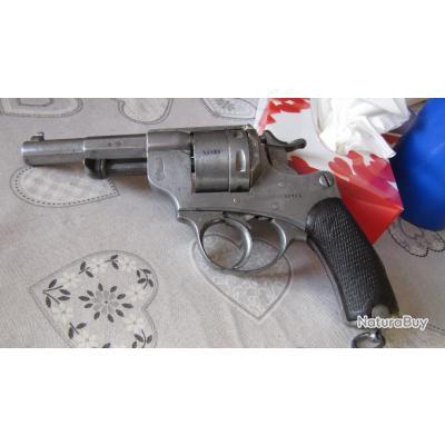revolver marine 1873 deuxieme modele