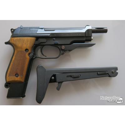 pistolet beretta 93r neutraliser