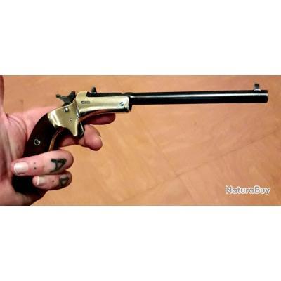 Superbe pistolet J.stevens  calibre 22lr excellent état