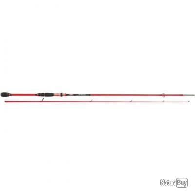 Canne Berkley Lightning Shock - Rouge / 2,10 m / 2 - 15 g
