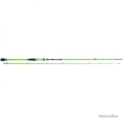 Canne Berkley Lightning Shock - Vert / 2,10 m / 10 - 35 g
