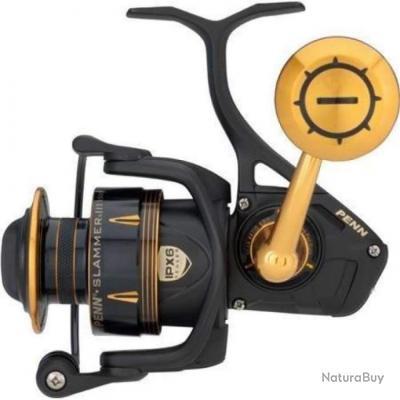 Moulinet Mer Penn Slammer III - 3500 / Jaune