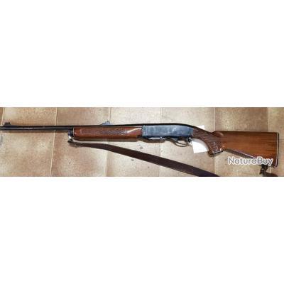 Carabine remington semi auto cal 280rem Enchère a 1e