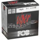 PROMO - Carton de 250 Cartouches FOB Trap Viper Cal 12/70
