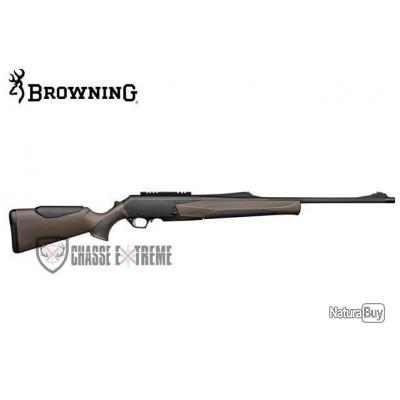 CARABINE BROWNING BAR MK3 COMPOSITE BROWN ADJUSTABLE TREADED CAL 308WIN