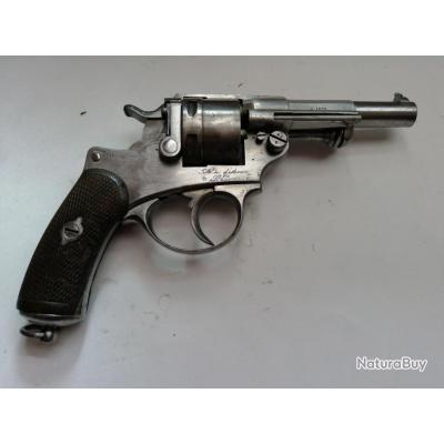 Revolver réglementaire Chamelot Delvigne modèle 1873