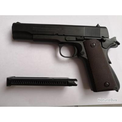 Colt 1911 acier bronze modele 2014
