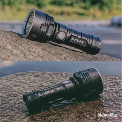 lampe de survie surpuissante LED L2 XHP50 torche   USB Rechargeable - AUCUN PRIX DE RESERVE !!