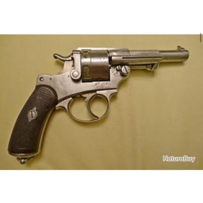 Revolver d'ordonnance Français modèle 1873