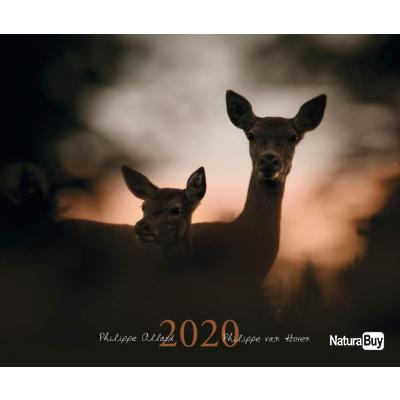 Calendrier animalier 2020