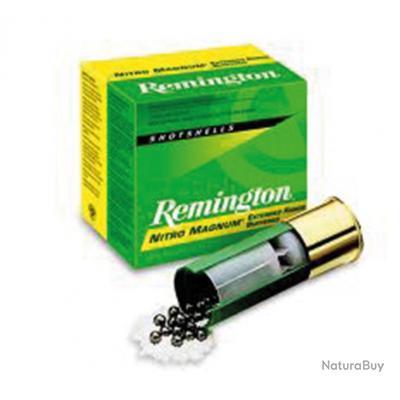 Remington Nitro Magnum longue distance Cal. 12/76 plomb 6