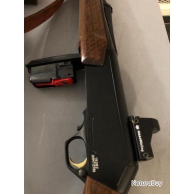 Carabine browning vend ou échange avec ou sans optique