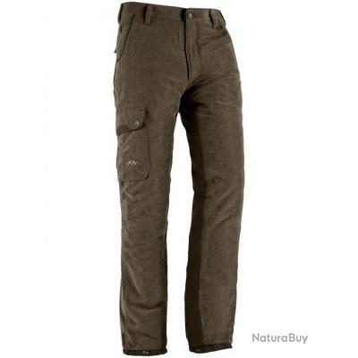 Pantalon Argali² Hose Winter Couleur Brun mélange.