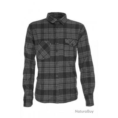 LMSGEAR The Flannel Grey Black