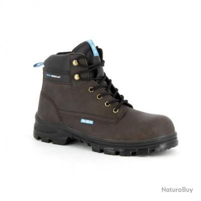 Chaussures de sécurité S3 SRC S24 JUNGLE EVO Marron