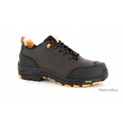 Chaussures de sécurité S3 HRO S24 STONES EVO Marron