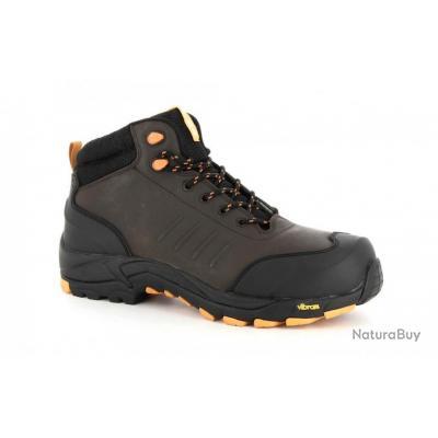 Chaussures de sécurité S24 ROLLING EVO S3 6122 Marron